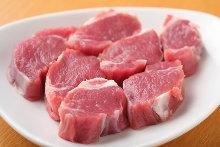 厚切牛裡肌肉