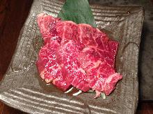 橫膈膜(中心部位附近的肉)