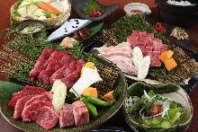 8,640日圓套餐 (16道菜)