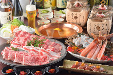 6,500日圓套餐 (19道菜)
