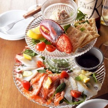意式生醃肉片(魚)