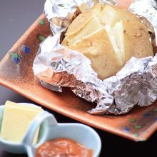 塩辛奶油馬鈴薯