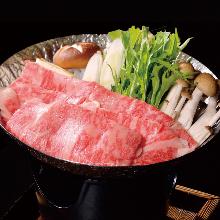 牛肉壽喜燒鍋