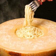 起司義大利麵