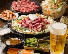 3,680日圓套餐 (5道菜)