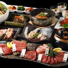 4,600日圓套餐 (10道菜)