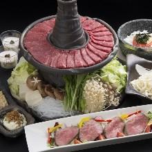 4,600日圓套餐 (9道菜)
