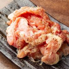 雞脖子肉(烤肉)