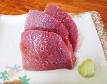 鮪魚(生魚片)