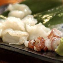 章魚(生魚片)