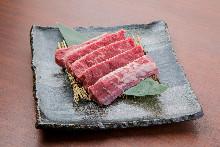 牛橫膈膜(中心部位附近的肉)