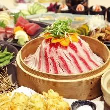 4,000日圓套餐 (10道菜)
