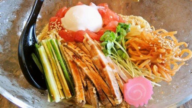 在日本夏天消暑良伴的涼拉麵和剉冰甜點!