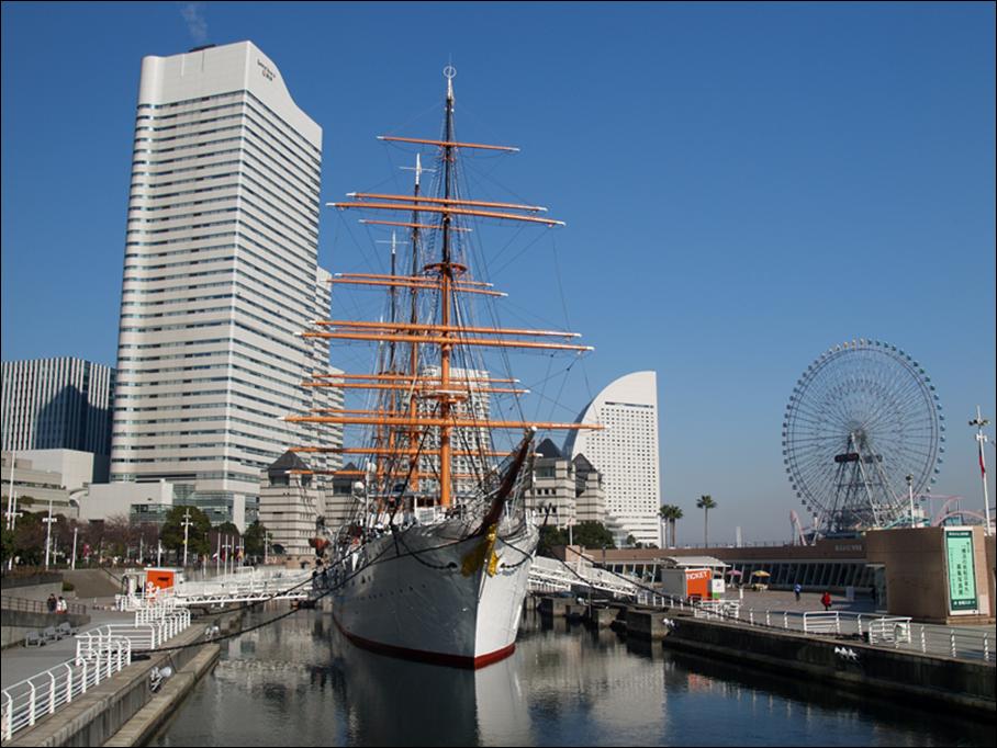 Minatomirai (港未來):五個首選午餐悠閒場所