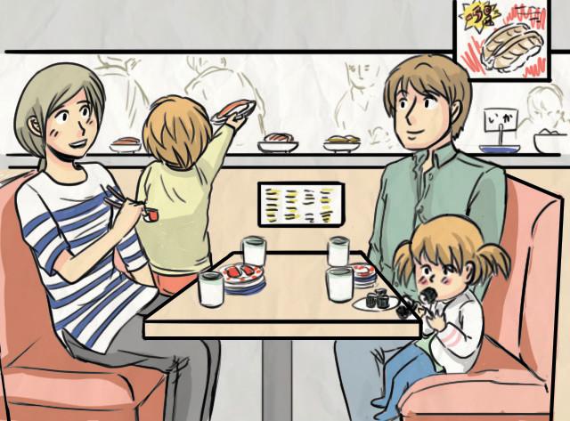 為了孩子在東京八個必去的餐廳