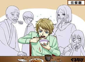 七個基本的日本餐桌禮儀:從筷子使用的雙重失誤開始