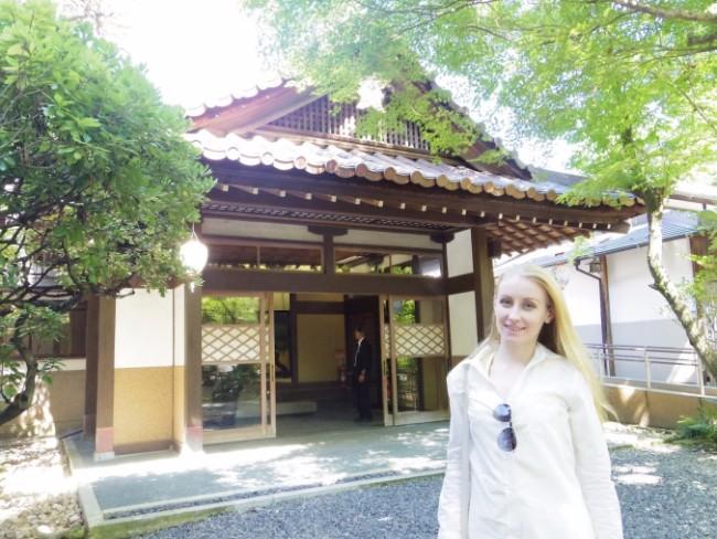 體驗真正的日本料理與藝伎----秘境何處尋?
