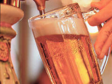 三寶樂生啤酒黑標