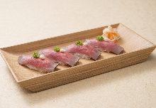 烤牛肉壽司