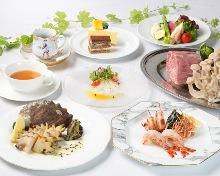 33,000日圓套餐 (9道菜)