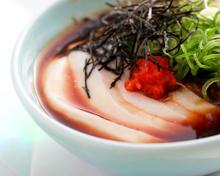 魚白柑橘醋