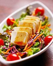 韓國風味沙拉