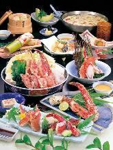 16,800日圓套餐 (12道菜)
