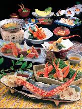 13,800日圓套餐 (10道菜)