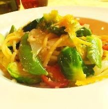 烏魚子義大利麵