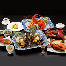 13,500日圓套餐 (11道菜)