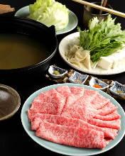 沙朗牛肉涮涮鍋