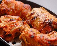 印度土鍋烤雞肉