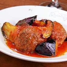 蕃茄醬燉煮