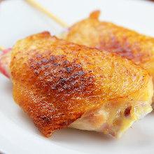 雞翅膀串燒