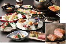 24,840日圓套餐 (8道菜)