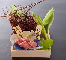 21,114日圓套餐 (7道菜)
