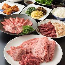 7,480日圓套餐 (14道菜)