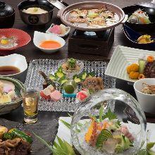 9,260日圓套餐 (13道菜)