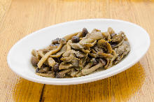 奶油烤蘑菇