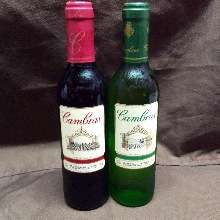 French wine (red / white)