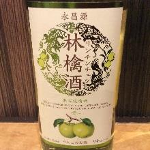 Apple  liquor (lock / so da)