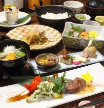 5,940日圓套餐 (8道菜)