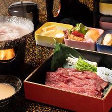 2,160日圓組合餐