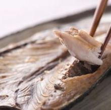 鯖魚一夜魚乾