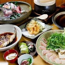9,900日圓套餐