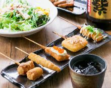 3,500日圓套餐 (7道菜)