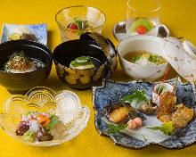 15,000日圓套餐 (9道菜)
