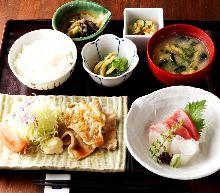 1,573日圓組合餐 (7道菜)