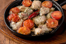 西班牙蒜香雞肉