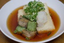 高湯炸豆腐